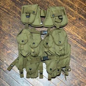 Army Style Tactical Vest